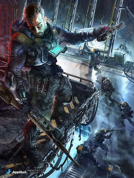 Ayudas para Infinity RPG, por HamLeto