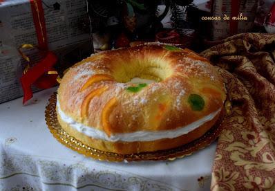 Roscón de Reyes  en (THX)