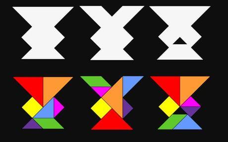 tangram en matematicas