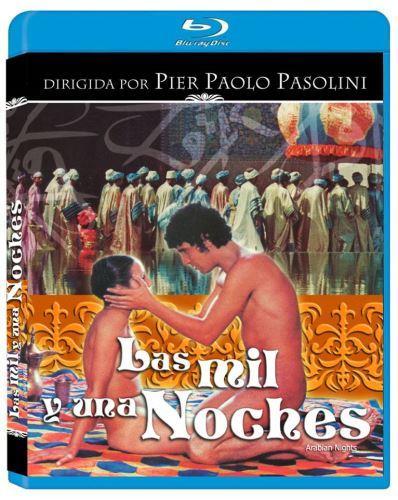 LAS MIL Y UNA NOCHES - Pier Paolo Pasolini