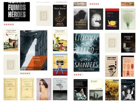 Mis lecturas 2020, 2020 en libros