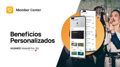 Huawei Member Center se actualiza con ventajas y recompensas exclusivas