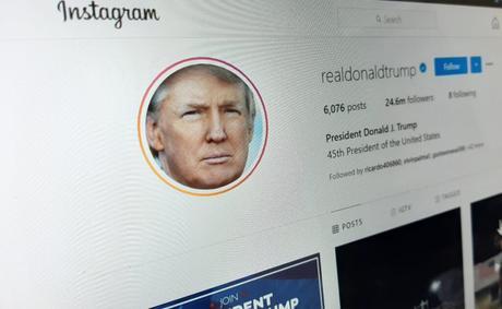 """Trump tendrá cuentas en Facebook e Instagram bloqueadas """"indefinidamente"""""""