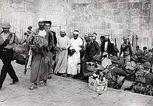 Revuelta árabe de Palestina de 1936-1939