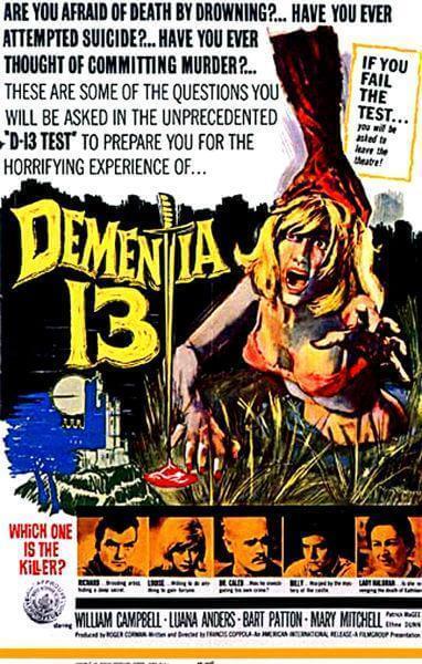 DEMENCIA 13 - Francis Ford Coppola