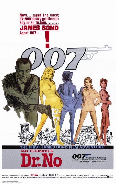 007 CONTRA EL DR. NO - Terence Young