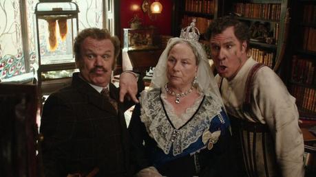 Holmes y Watson (2018) – una pérdida de tiempo