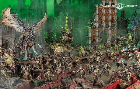 Warhammer Community: Resumen de hoy, Jueves