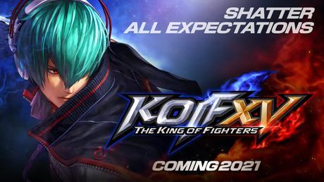 Primer tráiler de The King of Fighters XV