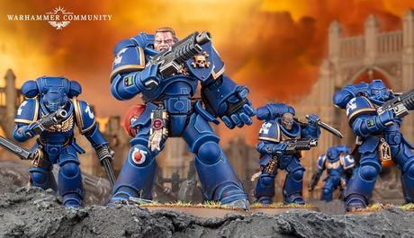 Warhammer Community: Resumen cargado del día de hoy