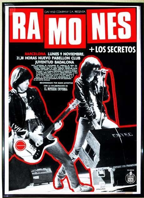 Ramones - La increible saga del Surf-Punk Neoyorkino -Rock espezial nº 3 - 1981