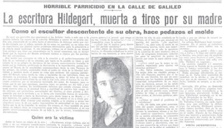 Hildegart, la hija imperfecta