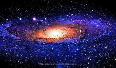Imagen de Una Real Supernova Vista Por La Nasa