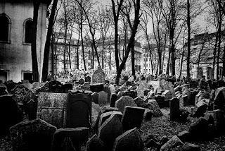 Antiguo cementerio Judío, Praga