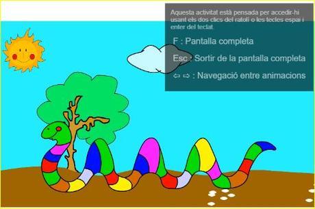 Software online de Estimulación, Programa Albor