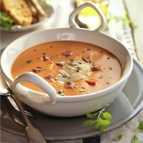 18 Recetas de sopas y cremas saludables para combatir el frio