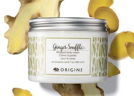 Crema de cuerpo Ginger Souffle de Origins
