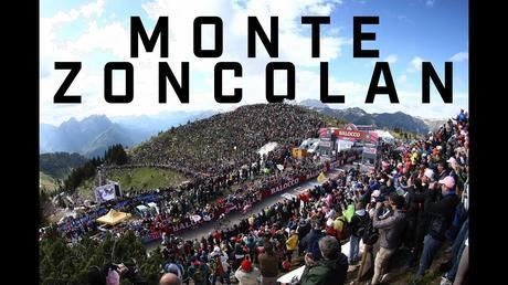 Monte Zoncolan altimetrías y curiosidades del coloso italiano
