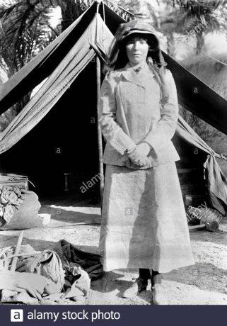 Gertrude Margaret: La desconocida amiga de Lawrence de Arabia