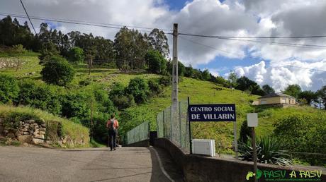Centro Social de Villarín