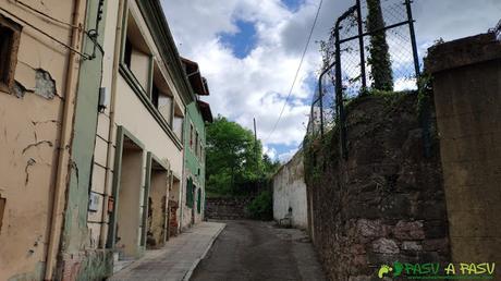 Barrio de Villarín, Trubia