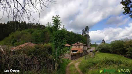 Las Cruces, Trubia