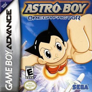 Retro Review: Astro Boy: Omega Factor