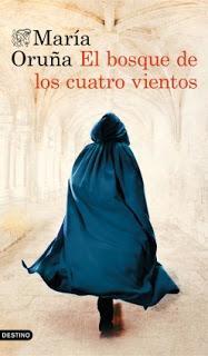 EL BOSQUE DE LOS CUATRO VIENTOS. María Oruña.