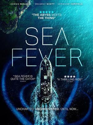 SEA FEVER (CONTAGIO EN ALTA MAR) (Irlanda, Reino Unido, Suecia, Bélgica) Ciencia Ficción, Drama