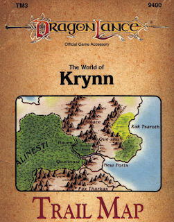 Trail Maps de D&D: Krynn y Eastern Countriesen descarga libre