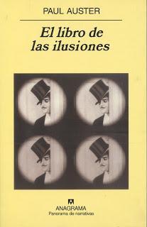 Paul Auster: El libro de las ilusiones