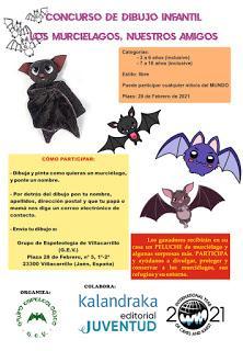 Editorial Juventud colabora para Proteger a los Murciélagos