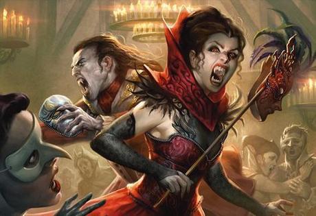 5E Mini-Dungeon #156: Bloodsuckers, de AAW Games