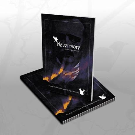 Perverso D20 sacará Nevermore, RPG sobre la obra de Edgar Allan Poe