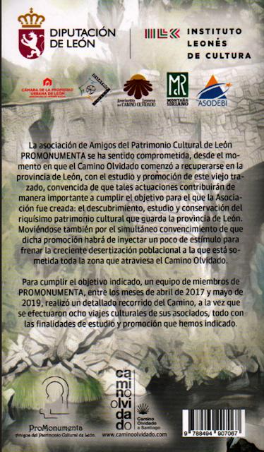 libro El Camino Olvidado a Santiago, La Nueva Crónica