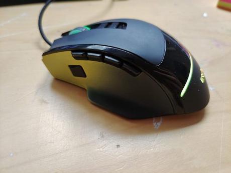 ESG M5 Triforce, un ratón gaming completo