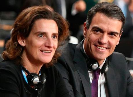 """El frío polar en España congela a los """"eminentes cerebros"""" de su gobierno"""