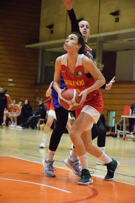 Galería de clics del Segle XXI-Barça CBS (Liga Femenina 2)
