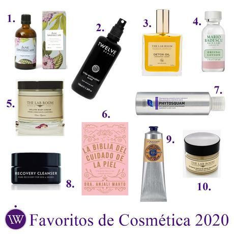♥ Mis Productos Favoritos de Cosmética 2020