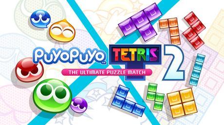 Nueva actualización de Puyo Puyo Tetris 2 con Sonic the Hedgehog