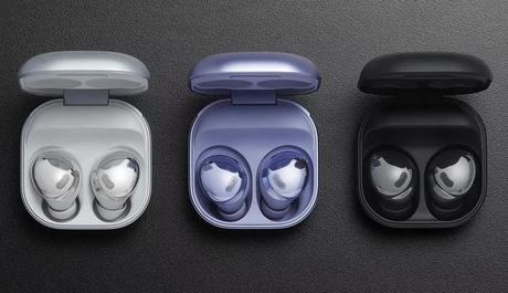 Conozca los nuevos Galaxy Buds Pro de Samsung
