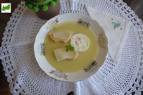 En Buena Onda: Crema de Patatas y Peras