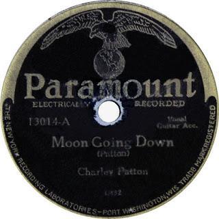 Charlie Patton. Pionero del Delta Blues.
