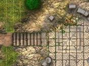 Free Battle Maps, Loke BattleMats