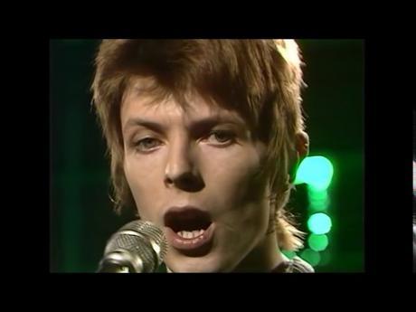 [Clásico Telúrico] David Bowie - Five Years (1972)