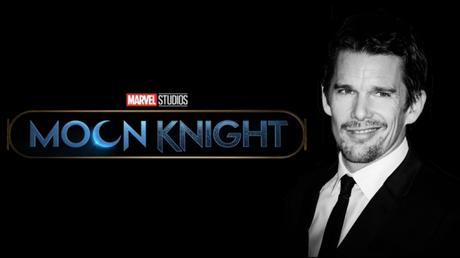Ethan Hawke será el villano de 'Moon Knight', la nueva serie de Marvel Studios para Disney+.