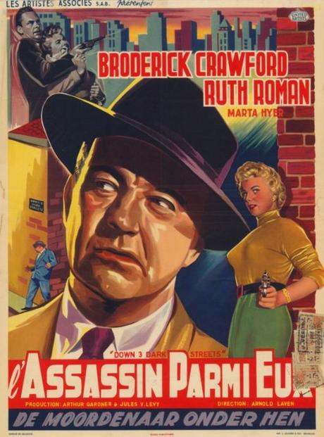 NO HAY CRIMEN IMPUNE - Arnold Laven
