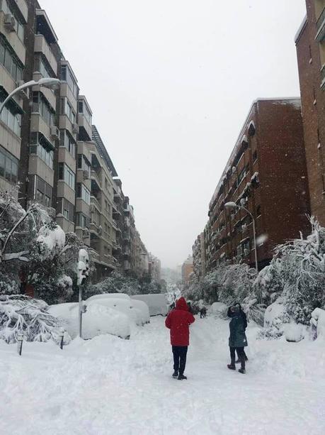 Madrid es un cuadro de Bruehel