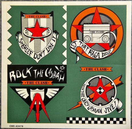 The Clash -Rock The Casbah 7