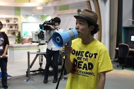 One Cut of the Dead:  Cómo se hace una película de zombies?
